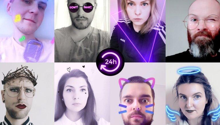 Teātra trupa 'Kvadrifrons' tiešsaistē veidos jaunu izrādi – '24h'