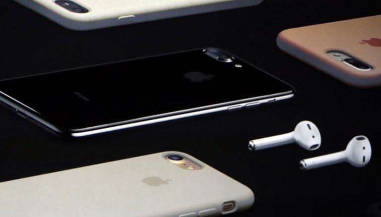 'Apple' ceturkšņa peļņa sarukusi par 19%