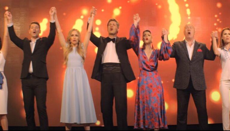 ВИДЕО: Без комментариев. Киркоров и Басков записали песню в поддержку Лукашенко
