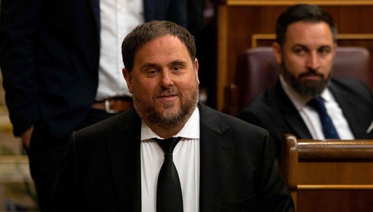 Spānijas tiesa atsakās atzīt bijušā Katalonijas vicepremjera EP deputāta statusu