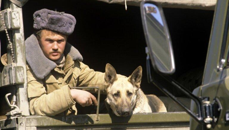 Tramps aizstāv PSRS iebrukumu Afganistānā