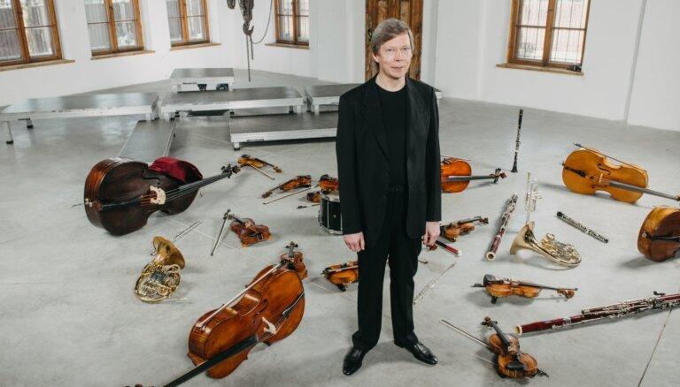 'Sinfonietta Rīga' sezonas noslēguma koncertu piedāvās tiešsaistē