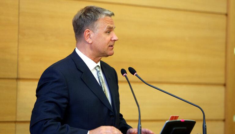 Пунтулис обсудит с министром сообщения повышение НДС на доставку русской прессы