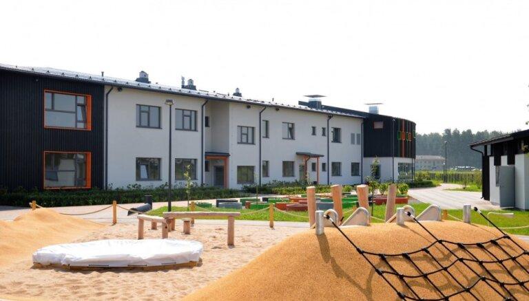 Valdība atbalsta 15 jaunu vai paplašinātu bērnudārzu būvniecības projektus