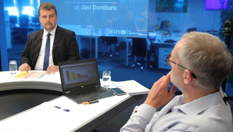 Viedie imigranti un Ušakova apturēšana – 'Attīstībai/Par!' par plāniem Eiropas Parlamentā