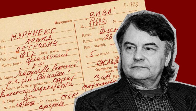 'Maisi vaļā': Meierovici Minsterē izjokojuši aģentu 'Viva'; Mūrnieks atbild par VDK