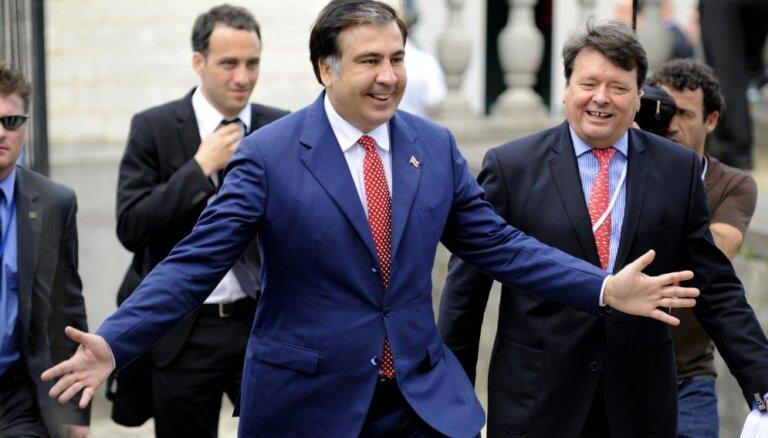 СМИ: Саакашвили может предстать перед судом в Гааге