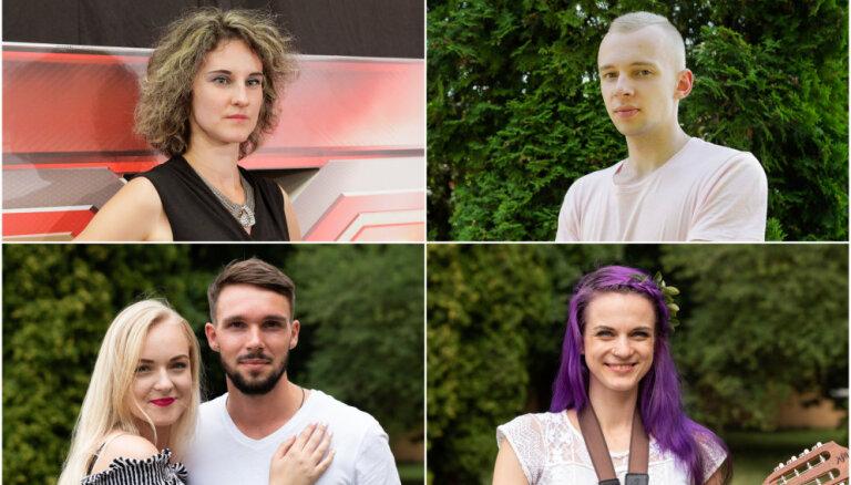Foto: Krāšņi startē šova 'X Faktors' jaunā sezona