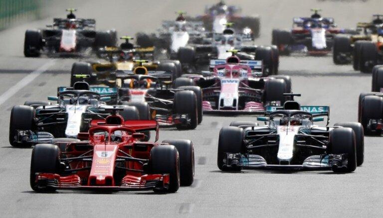 Bahreinas GP apskats – Leklērs izpogā Fetelu