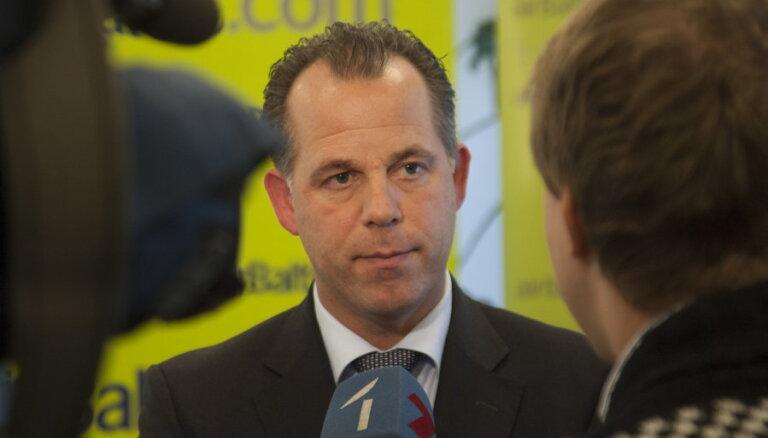 """TV3: Гаусс предупредил, что латвийский авиабизнес может перенять """"Аэрофлот"""""""