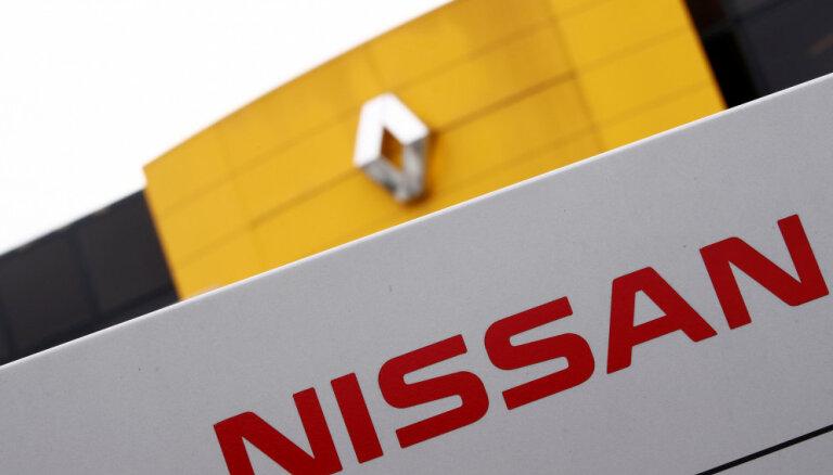 Francijas ekonomikas ministrs: 'Renault' un 'Nissan' apvienošanās netiek apspriesta