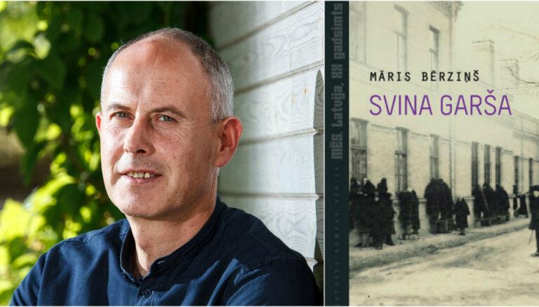 Romāns 'Svina garša' iekļauts Eiropas labākās prozas izlasē