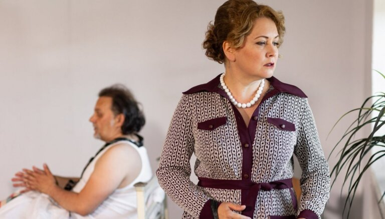 Daugavpils teātrī notiks Endīnes Bērziņas diplomdarba 'Provinces anekdotes' skate