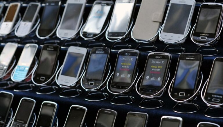 Медали для Игр-2020 в Токио сделают из переработанных смартфонов
