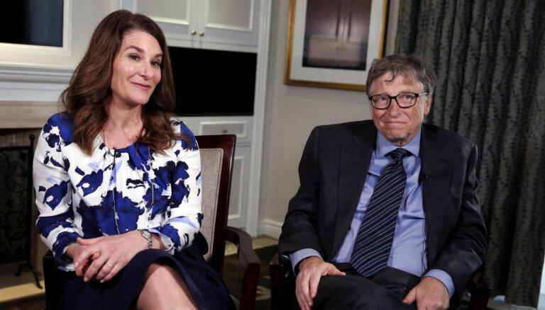 Geitsi noslēguši laulības līgumu vēl pirms paziņojuma par šķiršanos