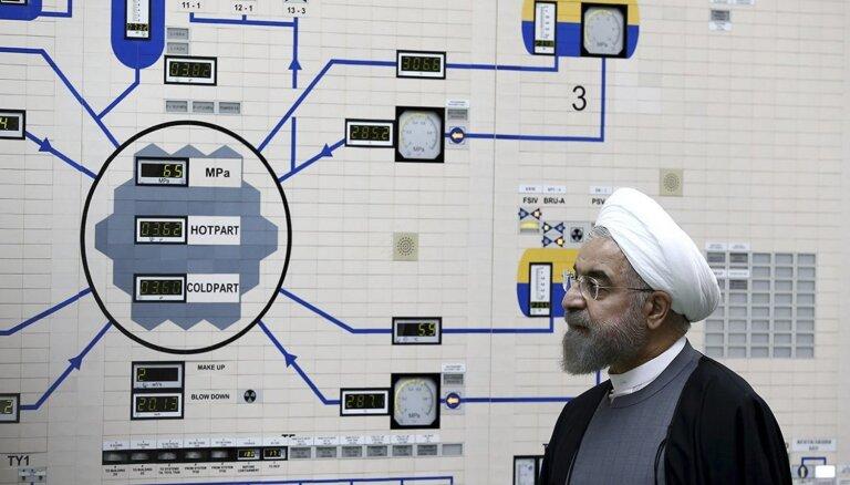 Ķīna: ASV saasināja spriedzi ar Irānu