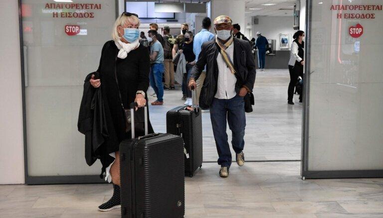 Foto: Grieķija atveras tūristiem
