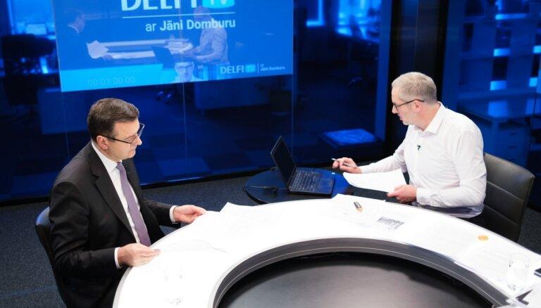 Finanšu ministrs maldīgi apgalvo – 'Delfi Plus' abonētāju nauda 'aizejot' uz Lietuvu vai Igauniju
