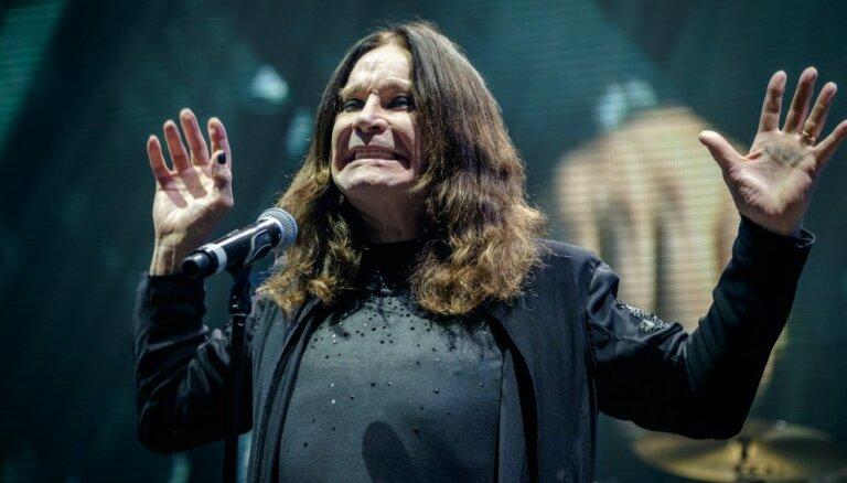 Семья Осборнов скупила все лоты аукциона раритетов Black Sabbath
