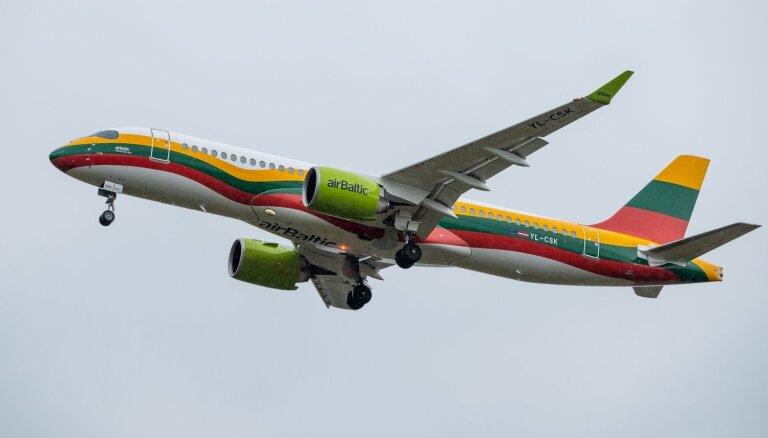 airBaltic не должна платить 16 млн евро обанкротившейся литовской авиакомпании