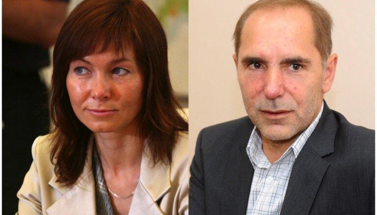 Munkevics lūdz KNAB izvērtēt Jūrmalas deputātes Blauas iespējamos pārkāpumus