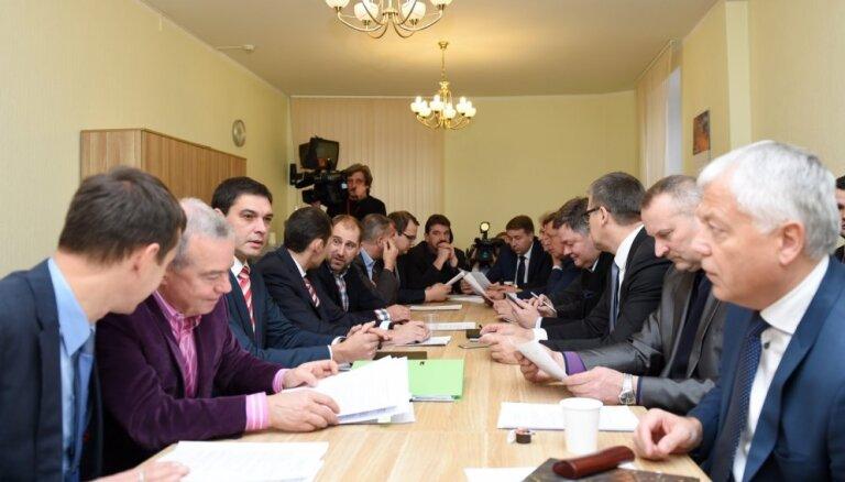 ZZS valde lems par Čakšas kandidatūras virzšanu veselības ministra amatam