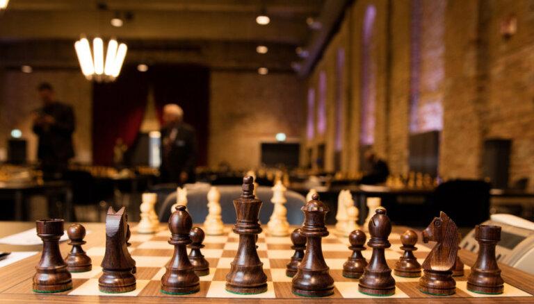 Kovaļenko izcīna 5.vietu Mihaila Tāla piemiņas turnīrā ātrajā šahā