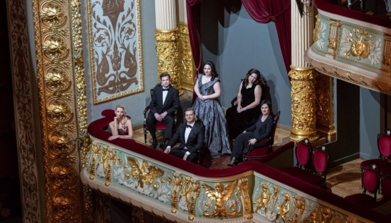 LNO Beletāžas zāle skanēs kamermūzikas koncerts 'No solo līdz kvartetam'
