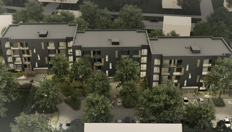 'Stats grupa' izveidojusi tiražējamu daudzdzīvokļu ēkas projektu