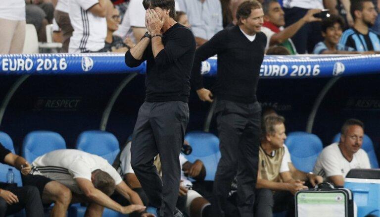 Лев считает, что Германия играла лучше Франции