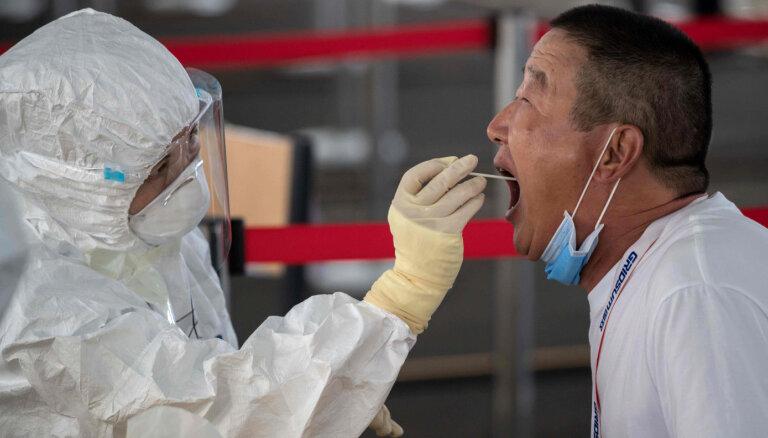 Austrijas F-1 posmā plānots veikt līdz pat 12 000 koronavīrusa pārbaužu