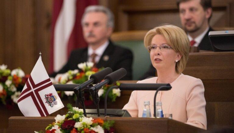 Мурниеце: во имя Латвии каждому нужно быть немного героем
