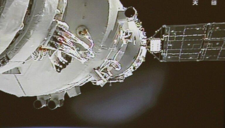 Китайская орбитальная станция рухнет на Землю в ночь на понедельник