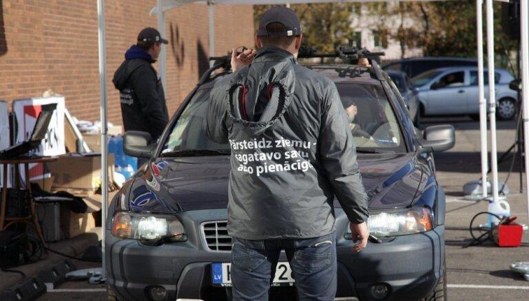 Kampaņā 'Pārsteidz ziemu!' piedāvās bez maksas pārbaudīt auto pirms ziemas