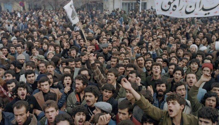 'Amnesty International': Protestos Irānā nogalināti vismaz 143 cilvēki