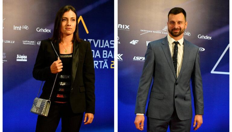 ФОТО: Названы лучшие спортсмены Латвии в 2019 году