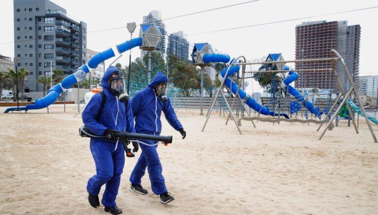 В Израиле снова закроют спортзалы и бары
