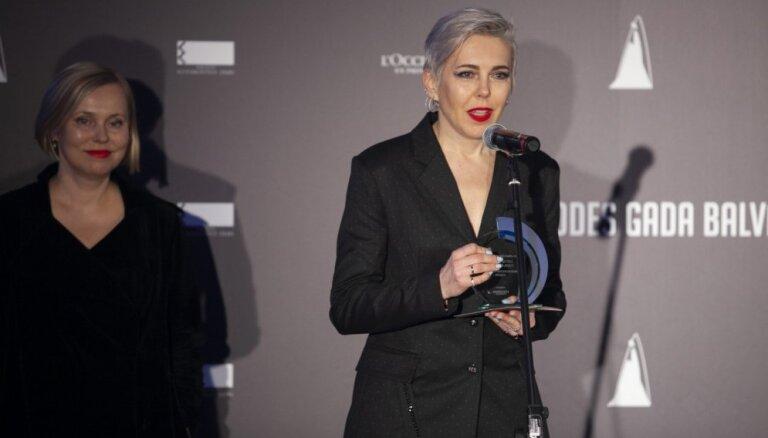 Foto: Četrpadsmit nominācijās pasniegtas 'Latvijas modes gada balvas 2018'