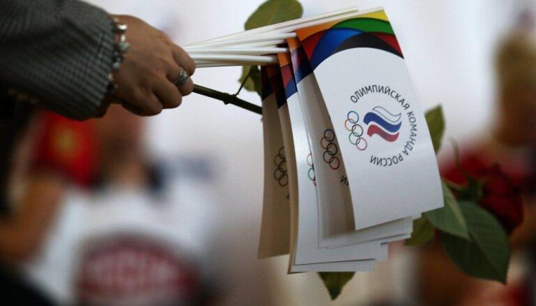 МОК не пригласил на Олимпиаду 22 российских тренеров и шестерых медицинских работников