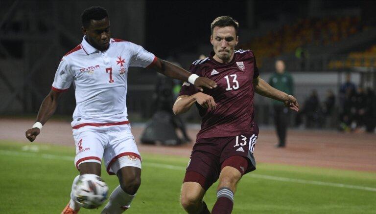 Jurkovskis no FK 'Liepāja' pāriet uz titulētu Īrijas klubu