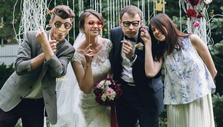 Как испортить свадьбу себе и новобрачным. Руководство для гостей, как делать НЕ НАДО
