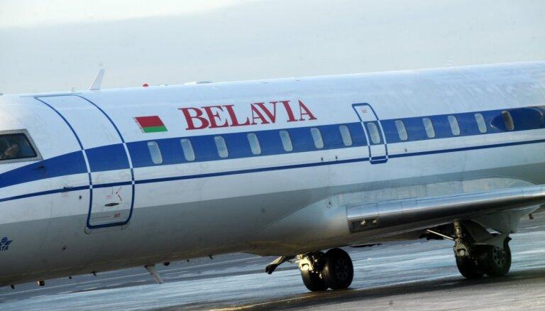 Украина закрывает воздушное пространство для белорусских самолетов