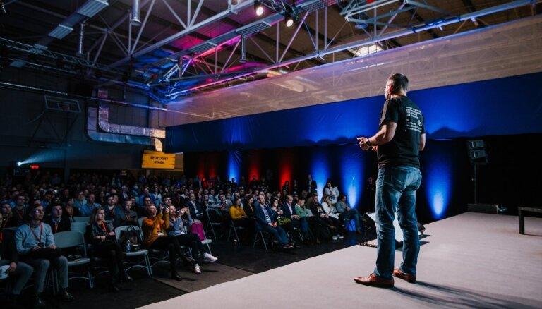 Igaunijas biznesa festivāls 'Startup Day' atklājis pirmos runātājus