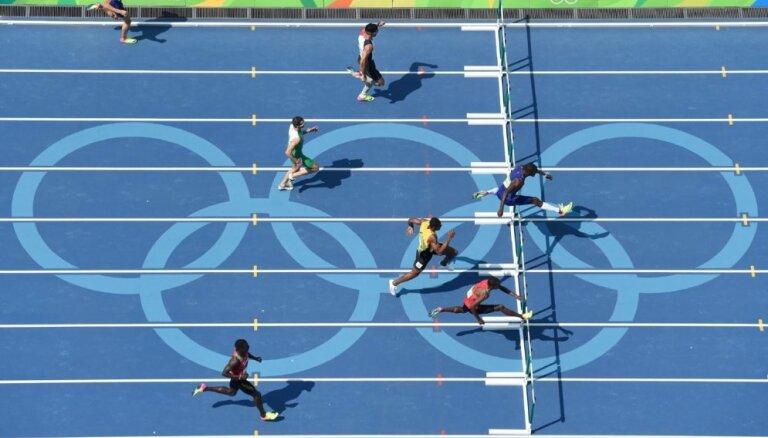 Riodežaneiro vasaras olimpisko spēļu rezultāti vieglatlētikā (18.08.2016)
