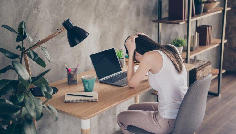25% strādājošo nav apmierināti privātās un darba dzīves līdzsvaru