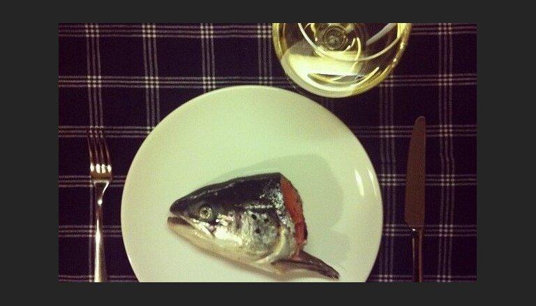 Ko gatavo, ēd un fotografē populāri latvieši?