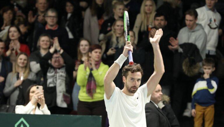 Latvijas tenisisti Deivisa kausa Pasaules otrajā grupā viesosies pie Turcijas