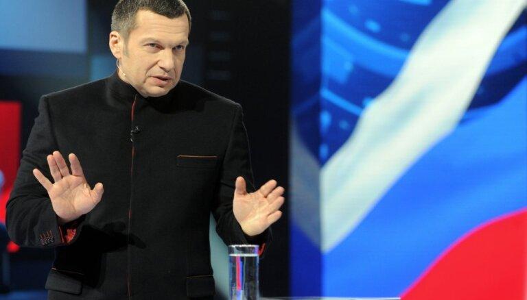 Самым авторитетным журналистом россияне считают Соловьева, но доверия к СМИ нет