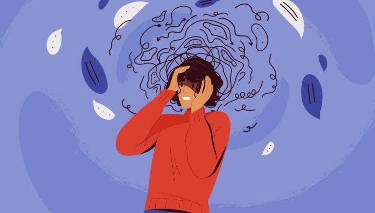 Kad paša prāts kļūst par slazdu: kā cīnīties ar pārmērīgu domāšanu