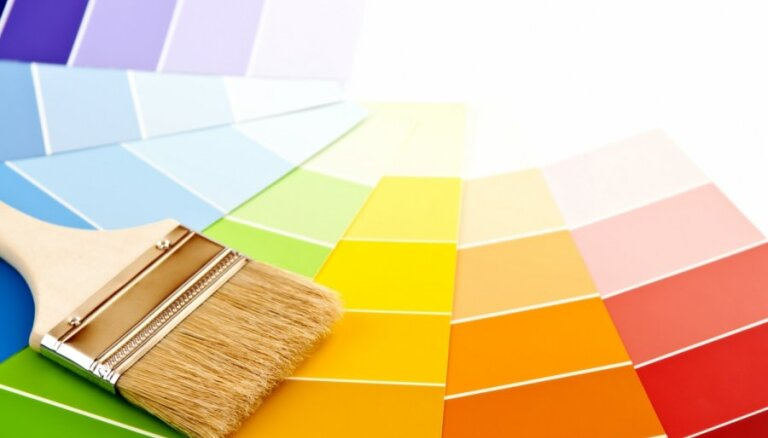 Kā izvēlēties krāsu mājokļa interjeram?